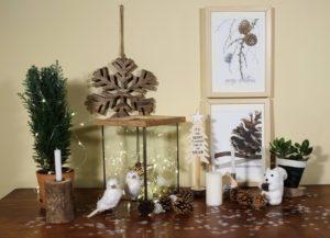 Διακοσμητικά Χριστουγεννιάτικα αντικείμενα!