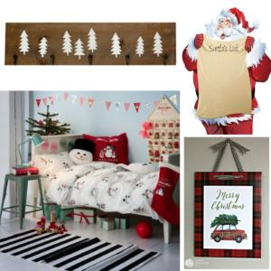 Στολίστε τα παιδικά δωμάτια με Χριστουγεννιάτικη διάθεση!