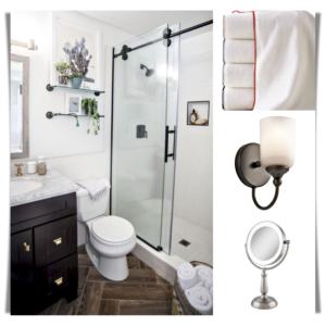 Διακόσμηση και λειτουργικότητα για μικρά μπάνια!