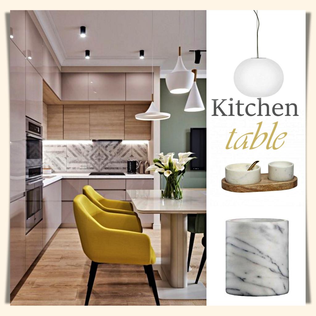 Τραπέζι για την κουζίνα! Ιδέες για Διακόσμηση