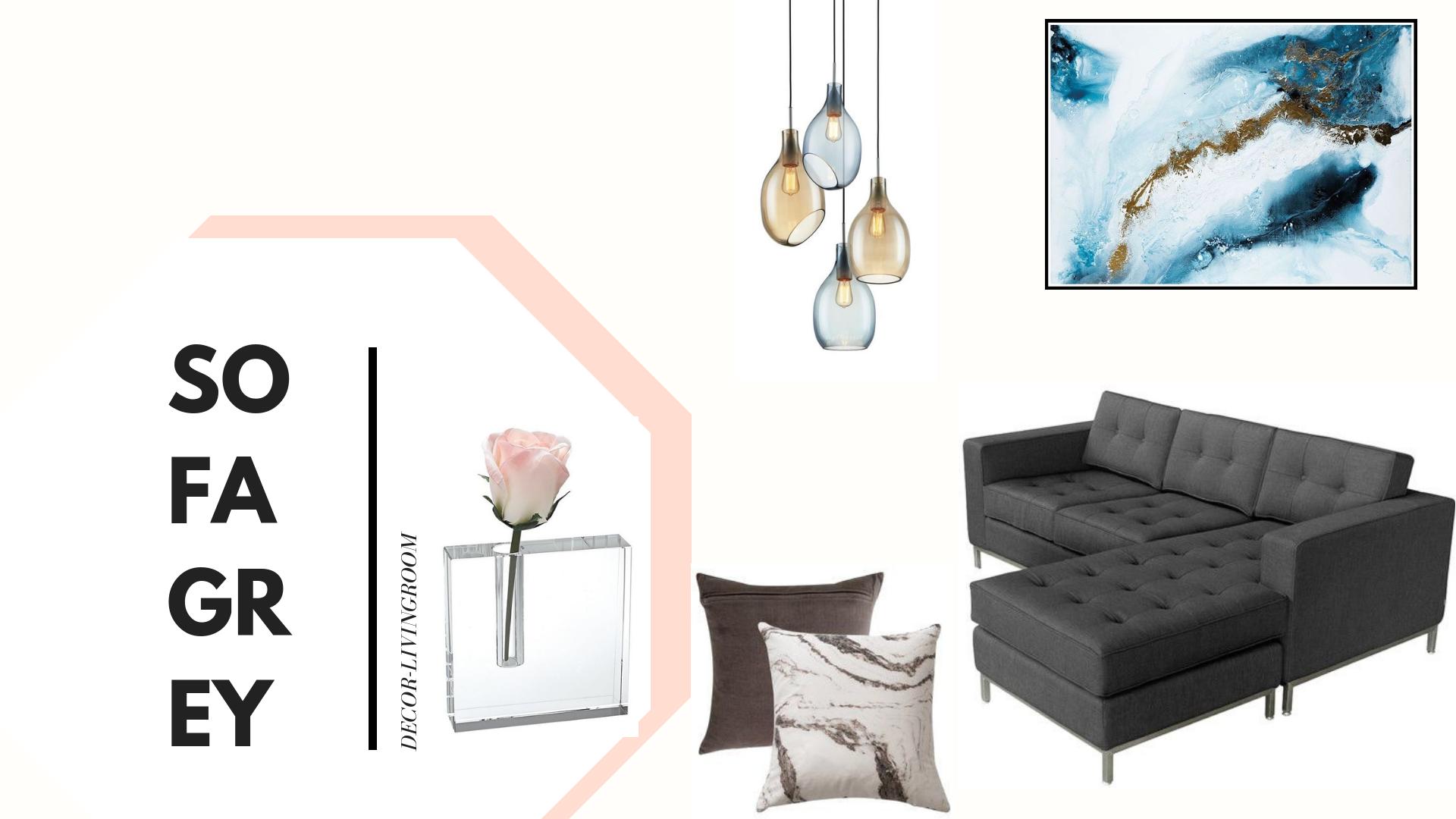 Γωνιακοί καναπέδες για το σαλόνι σας!