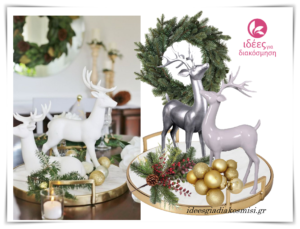 Πως να διακοσμήστε την Χριστουγεννιάτικη κονσόλα!
