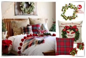 Πως θα στολίσετε το υπνοδωμάτιο σας με Χριστουγεννιάτικο στυλ διακόσμησης!