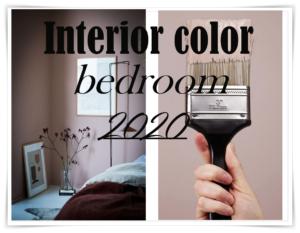 Τα πιό hot (2020),χρώματα για το υπνοδωμάτιο σας!