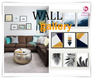 Η σωστή διάταξη των φωτογραφιών στον τοίχο του σπιτιού σας!