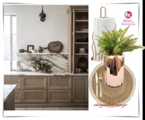 Προτάσεις για τα πορτάκια των ντουλαπιών στην κουζίνας σας ! Μ.Π