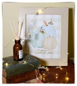 Φθινοπωρινή διακόσμηση με κολοκύθες(δείτε 3 εικόνες στο δικό μου χώρο)!