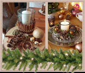 Ιδέες και προτάσεις για να στολίσετε τα κεριά σας!