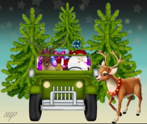 Εκτυπώστε δωρεάν Χριστοτουγεννιάτικα σχέδια!