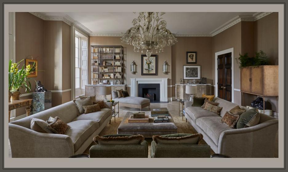 Ουδέτερα χρώματα για τους καναπέδες στο σαλόνι σας!