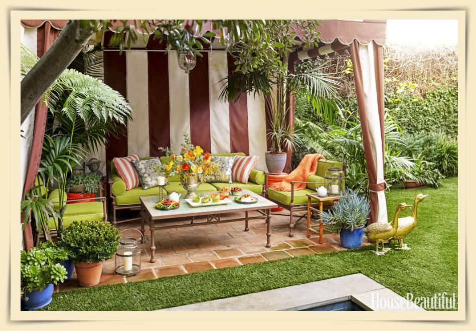 Ιδέες και προτάσεις για τον κήπο και την βεράντα σας!