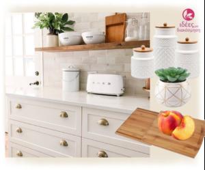 Άσπρες κουζίνες στη διακόσμηση!