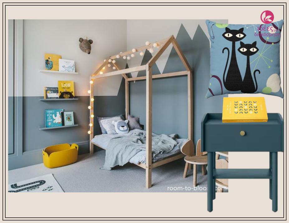 Τι χρώματα να προτιμήσετε για να βάψετε το παιδικό δωμάτιο!